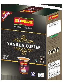 Vanilla Coffee Premix