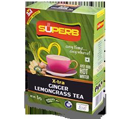 Ginger Lemongrass Tea Premix